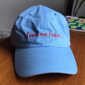 Accessories - Feed Me Tacos Hat